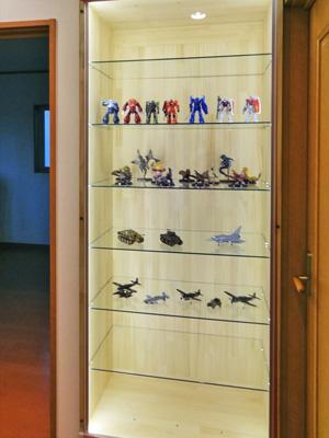 M.N様 フィギュア陳列棚の棚板