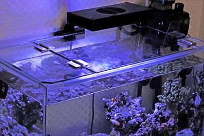 Y.T様 水槽の蓋