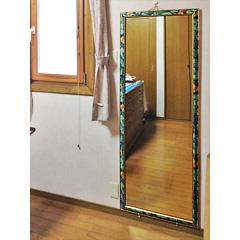 S樣 枠付き鏡の修理用