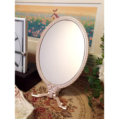 Y様 スタンドタイプの鏡の修理