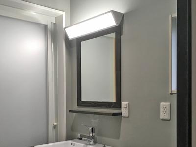 G様 洗面所用鏡