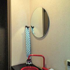 H. 様 洗面所鏡