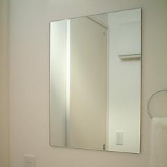 M. 様 洗面所鏡