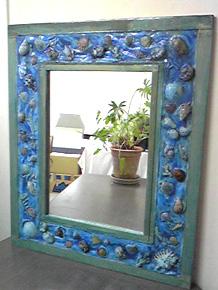 N様  オリジナル手作り鏡