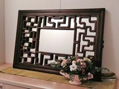 N.T 様 中国骨董の鏡交換