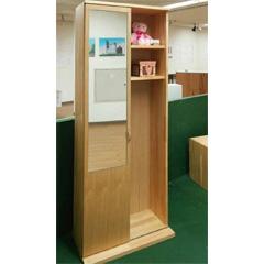 M.N 様 自作木製家具の鏡