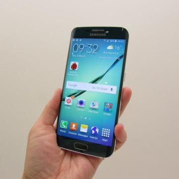 Galaxy S6 edge ギャラクシー