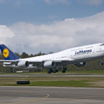 Lufthansa 747-8I Take off Images K65636-05