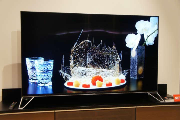 AQUOSシリーズ史上最高画質を実現した80V型液晶テレビ「AQUOS 4K NEXT LC-80XU30」