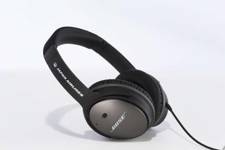 QuietComfort(R) 25 headphones JAL専用モデル