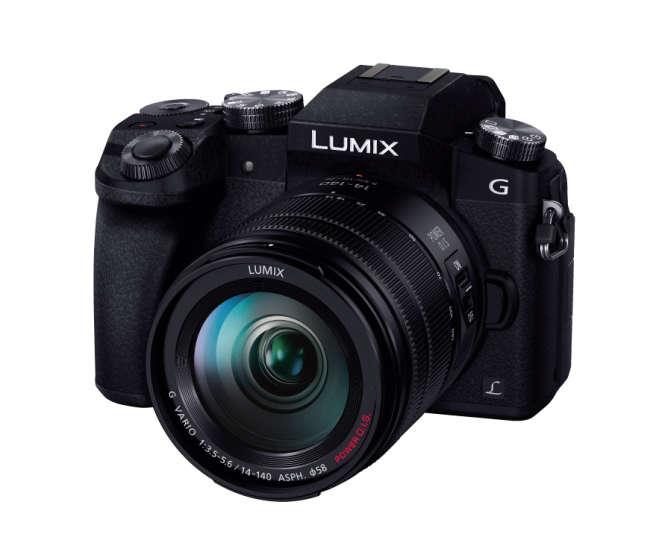 LUMIX DMC-G7
