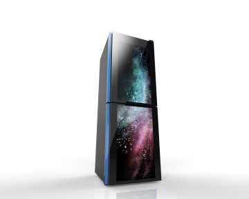 冷蔵機能付ディスプレイAQUA「DIGI」TYPE1は2015年秋に登場予定