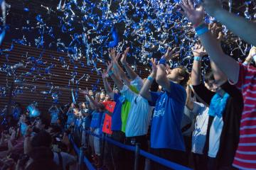 2015年7月29日に開催されたWindows 10ファンイベントの様子