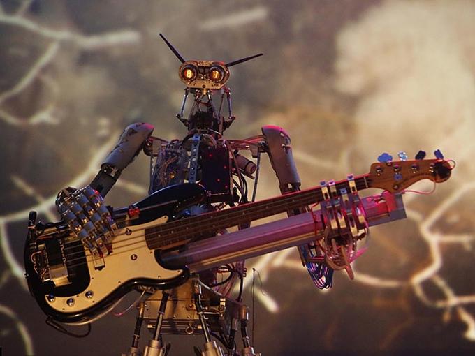 ロボットバンド