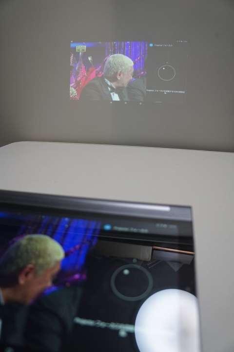 こちらはソニー・コンピュータエンタテインメントの「Torne(トルネ)」で録画した番組を視聴しているところ