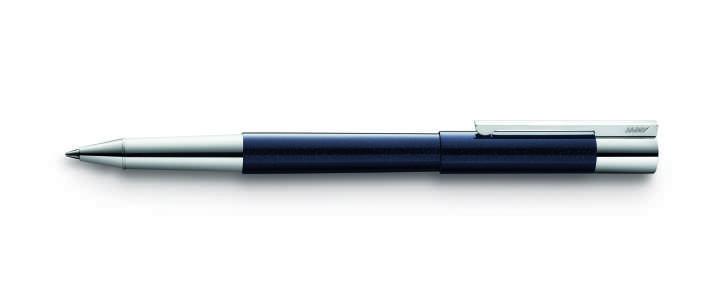 ラミースカラ カバンサイトブルー(ローラーボールペン)1万9440円