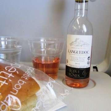 エールフランス 機内食