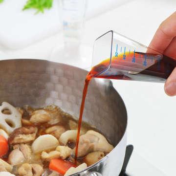 料理のいろは 大さじ小さじ計量カップ