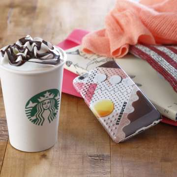 STARBUCKS TOUCH「Dance on the Table」