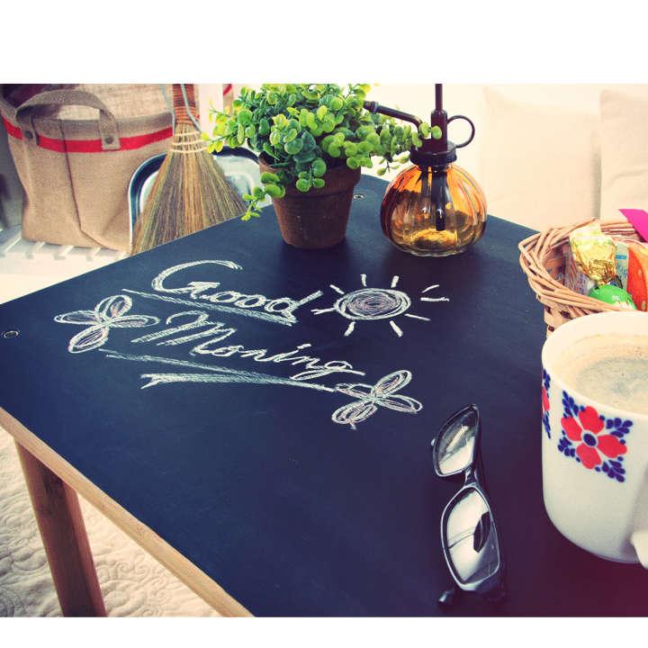 黒板テーブル
