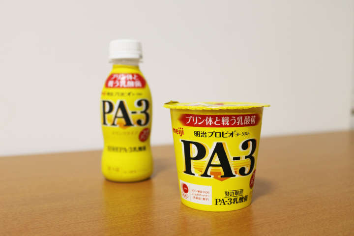 明治 PA-3