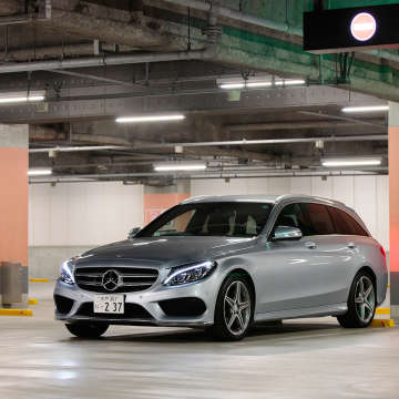 MERCEDES BENZ C class STATIONWAGON
