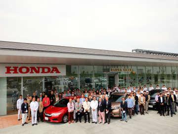 20160520【集合写真】Honda埼玉製作所寄居完成車工場