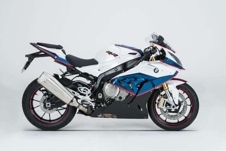 「S1000RR」 236万4000円 限定200台 9月発売