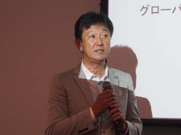 日産自動車 グローバルコンバージョン&アクセサリー企画開発部 主管の石川雅博氏