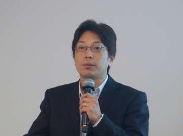 本田技術研究所 四輪R&Dセンター 主任研究員の京光達哉氏