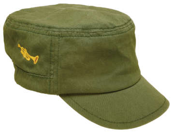 パズーの帽子