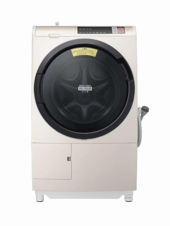 160805発表_ドラム式洗濯乾燥機_BD-SV110A(N)_メインカラー