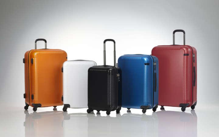 【ace.】スーツケース(新色レッド)