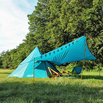 キャンプスタートセットの使用例