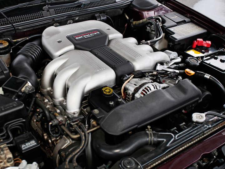 スバル SVX(EG33型エンジン)