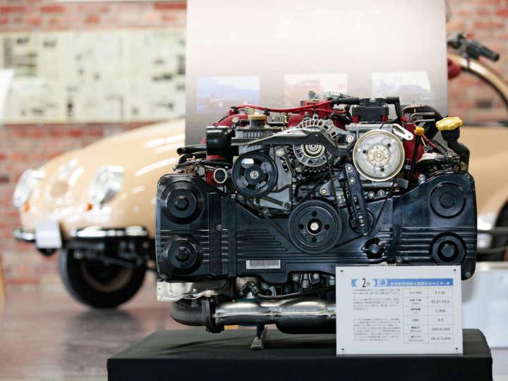 スバル EJ型エンジン