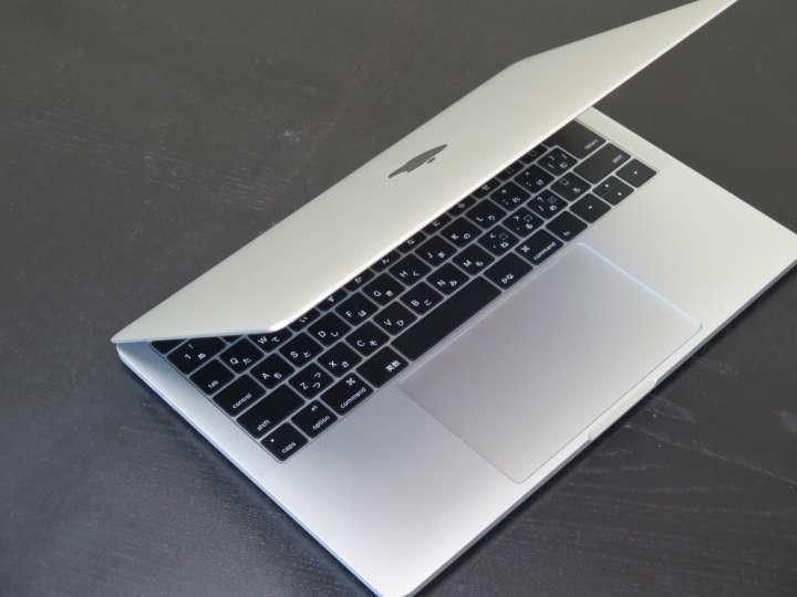 MacBook Air並みの軽さを実現したMacBook Pro新モデル