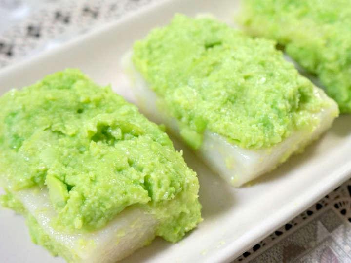 余った餅が和スイーツに!手近な材料で簡単「ずんだ餅」を作ろう