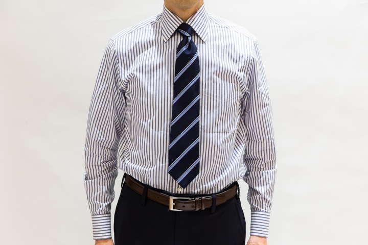 ネクタイが短すぎる場合