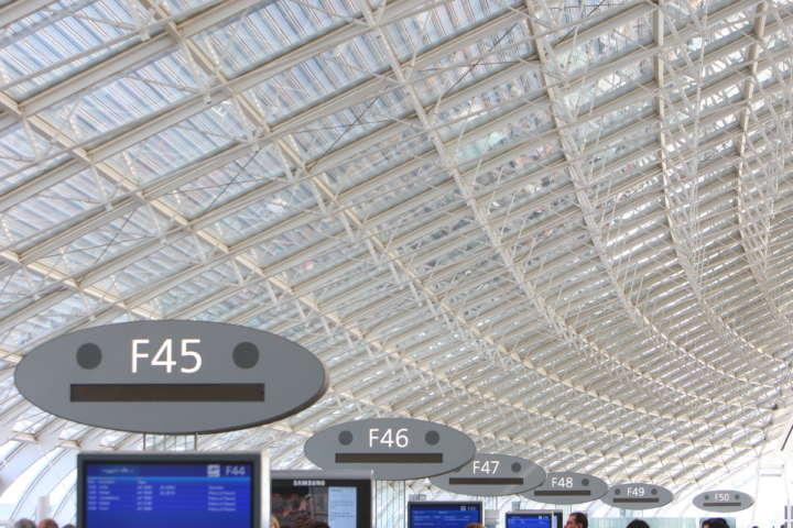 世界の空港案内[TRIP:06] パリ・シャルル・ド・ゴール空港 ...