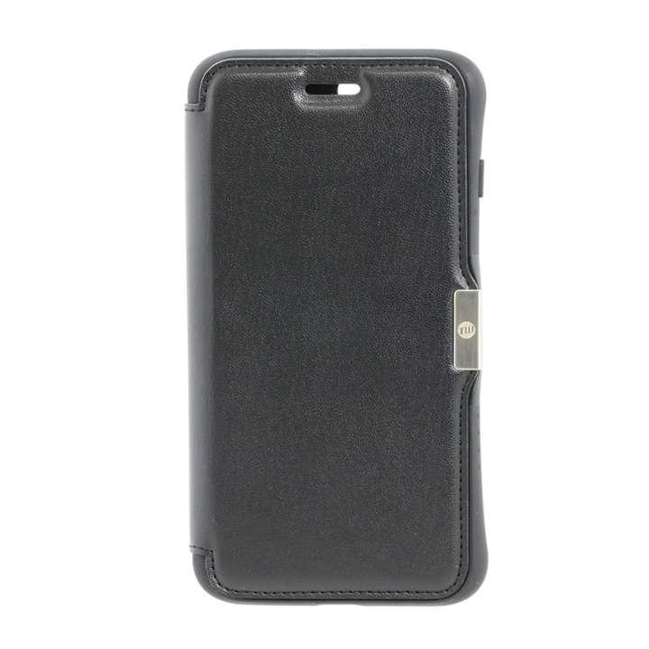 c43cd1b292 耐衝撃性ミルスペックな手帳型iPhoneケースは無線充電にも対応です ...