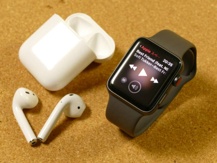 Apple Watchで音楽を聴こう! watchOS 4.1登場前に知っておきたい3つの ...