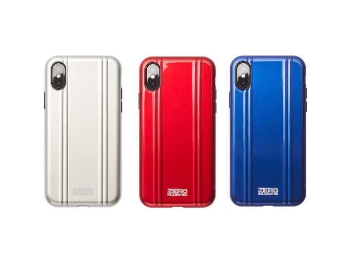 huge selection of c90f2 8e22f ゼロハリバートンならiPhone Xを守るのにピッタリ! | &GP