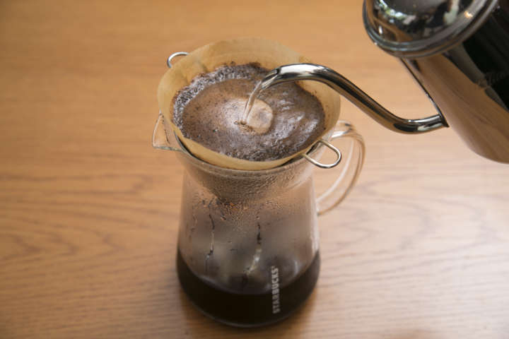 アイス コーヒー の 作り方