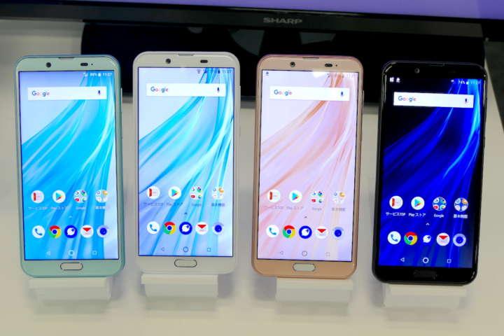 8a6f5a2a65 au秋冬モデルはXperia XZ3、Galaxy Note9、新INFOBARなど注目モデル多数 ...