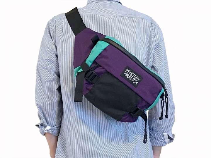 2c71e3a61e ここ最近、休日用のホリデーバッグとして熱い注目が集まっているのが、ヒップバッグです。