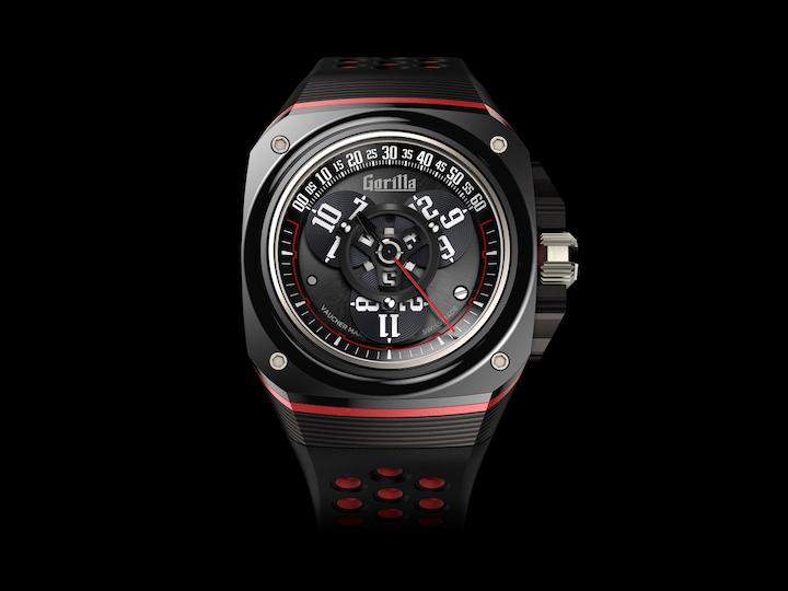 8ab58c5c56 お相手は世界的に有名なムーブメントメーカー・ヴォーシェ・マニュファクチュール・フルリエ。次世代の高級時計の登場です!