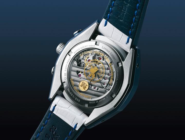 premium selection bf75d 443c1 GT-R50周年を記念したグランドセイコーとのコラボウォッチ ...