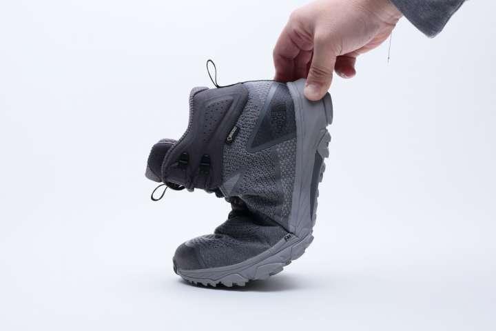 ザ・ノース・フェイス」のアウトドアシューズは大人の休日靴に