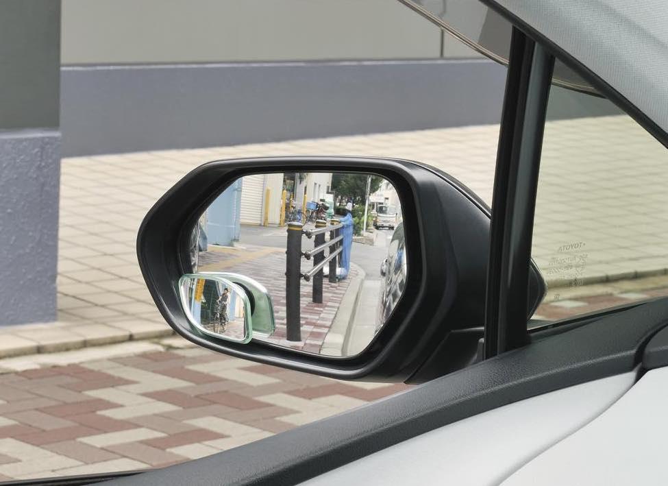 サイド ミラー 見え 方 凸面鏡と平面鏡の見え方の違い|メンテナンスDVDショップMKJPのページ...